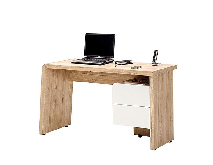 mesa estudio soporte tablas y cajones