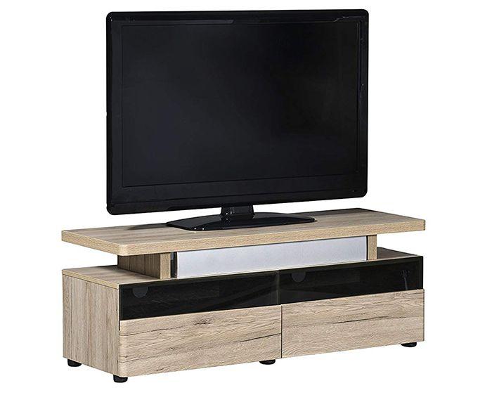 mueble para television moderno marron