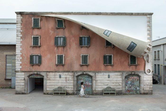philip morrison edificio fachada