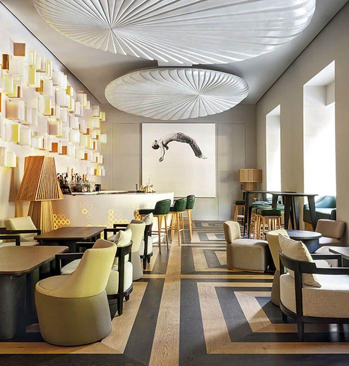 Restaurante Otto diseño tomas alia