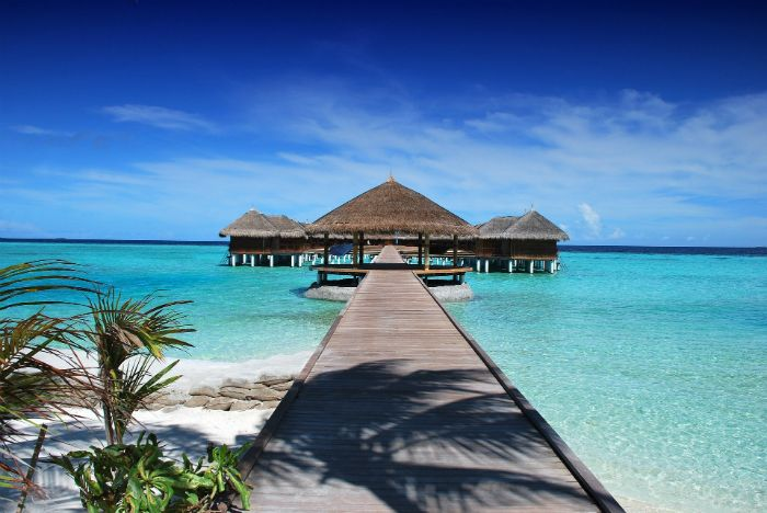 viaje maldivas lujo