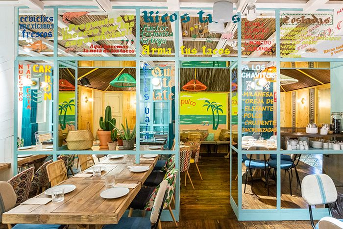 El restaurante mexicano La Chingona llega al centro de Madrid y estrena menú