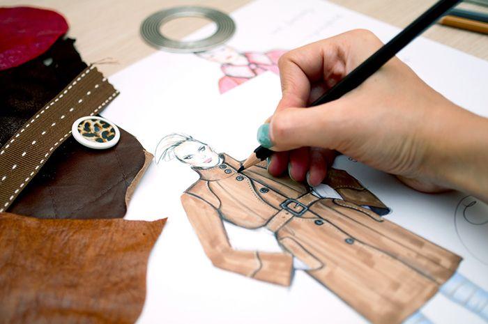 diseño de moda bocetos cursos online