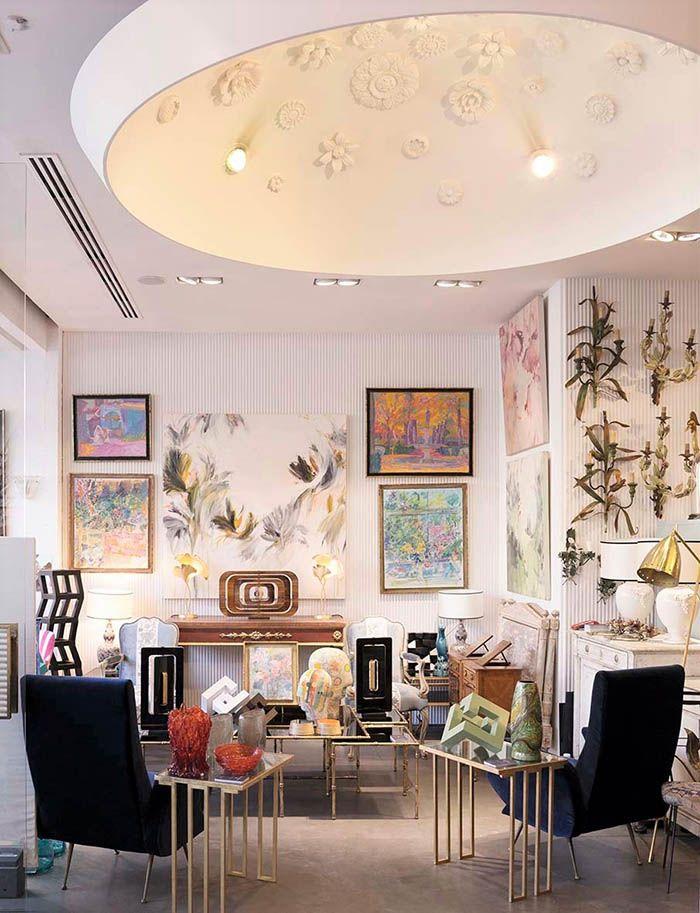 Le Chic Antique una cita para amantes de la decoración y las antigüedades en Madrid