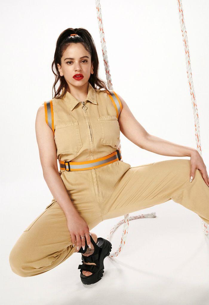 El lanzamiento de Pull & Bear by Rosalía hoy en web y tiendas físicas