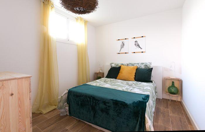 dormitorio inspiracion natural