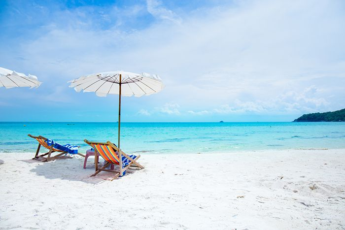 playa paradisiaca viajes