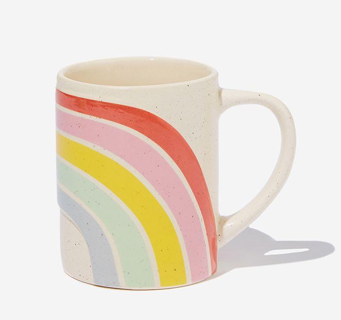 mug arcoiris rainbow