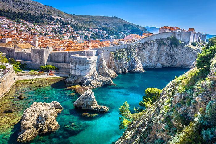 panoramica mediterraneo dubrovnik