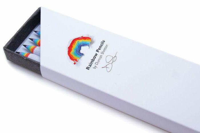 lapiz arco iris