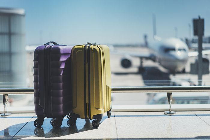 maletas aeropuerto