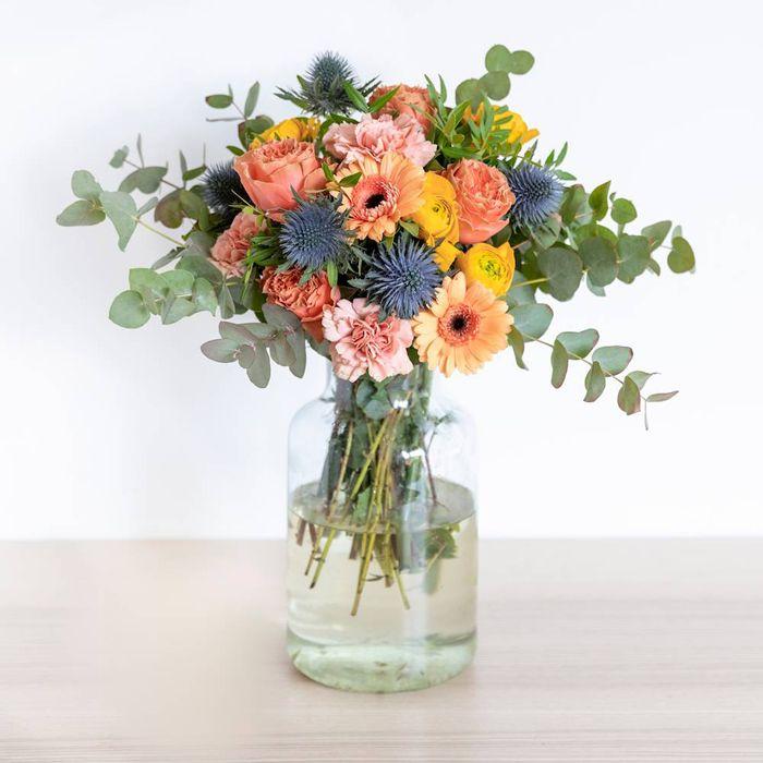 ramo flor verano decoracion