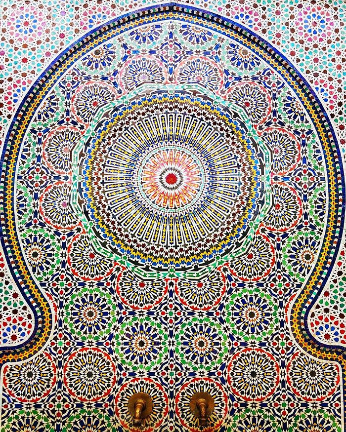decoracion oriental aseo