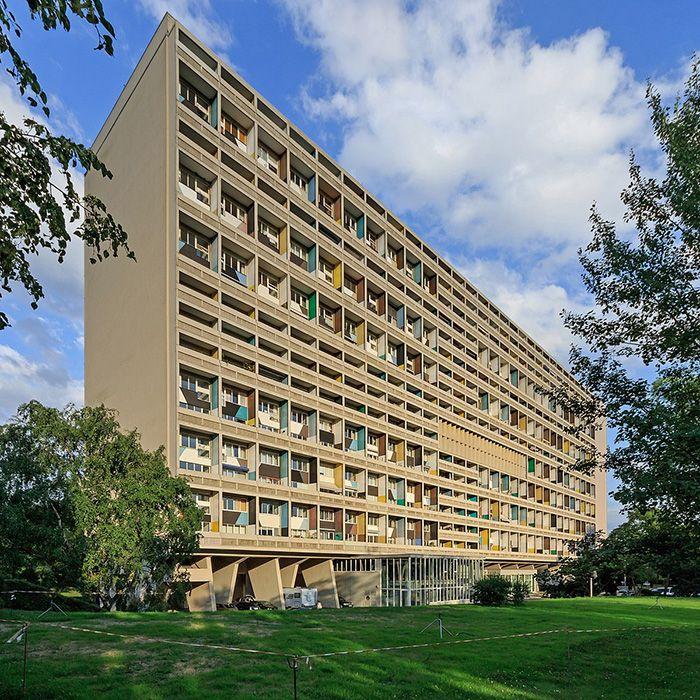 arquitectura brutalista le corbusier