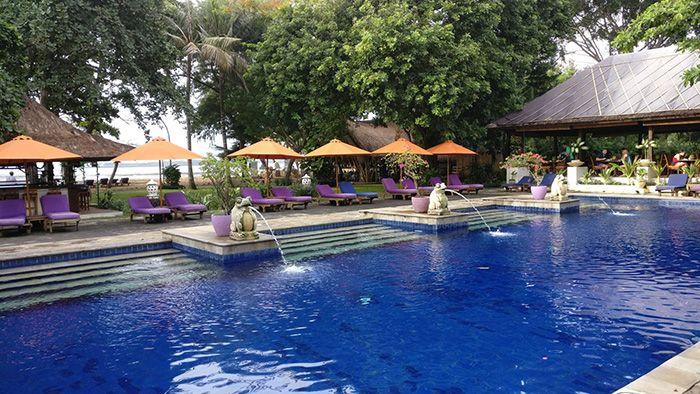 Hoteles Sanur playa