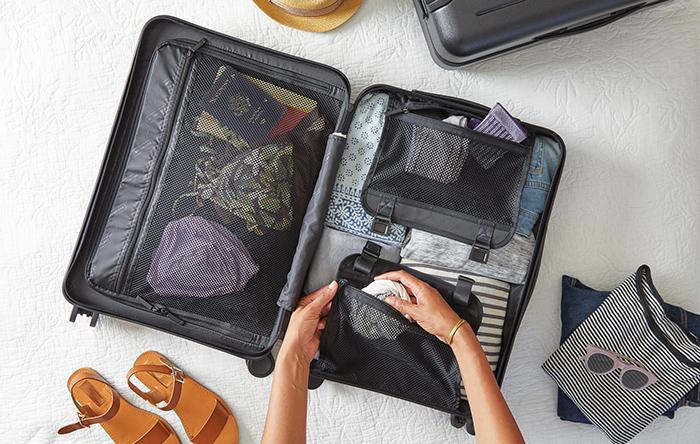 organizacion maleta