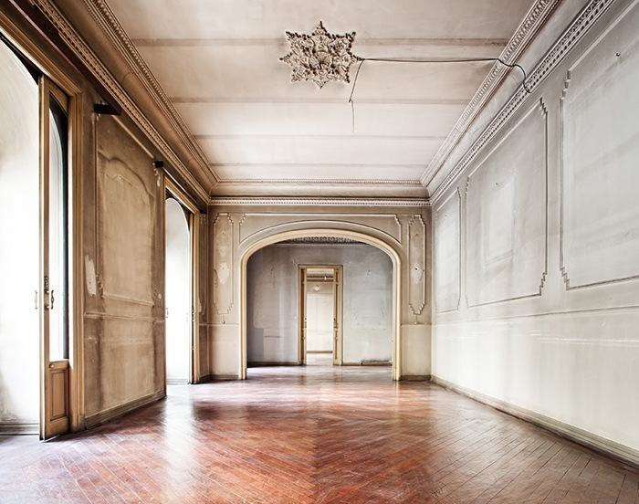 sala edificio señorial madrid