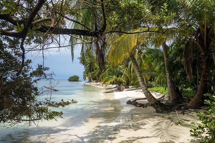 playa paradisiaca panama