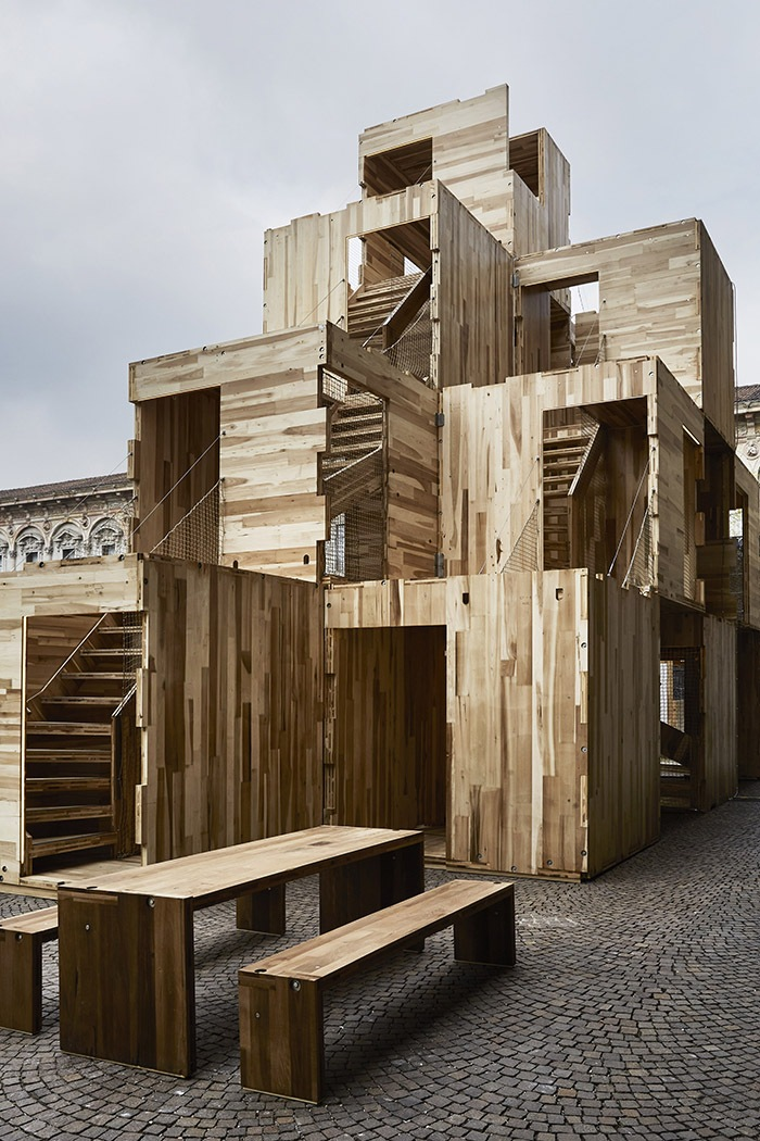 casa madera sostenible