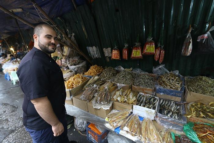 mercado perscado seco vietnam