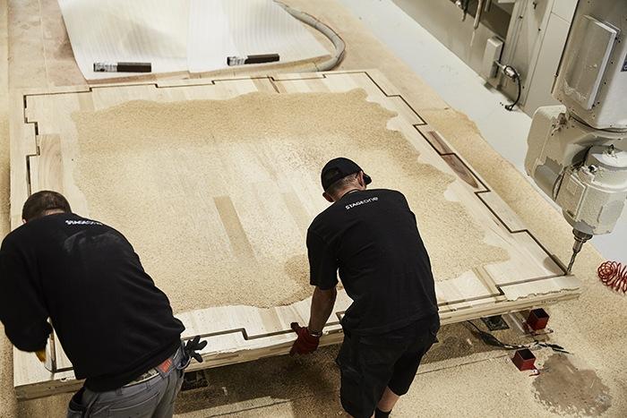 montaje multiply madera sostenible