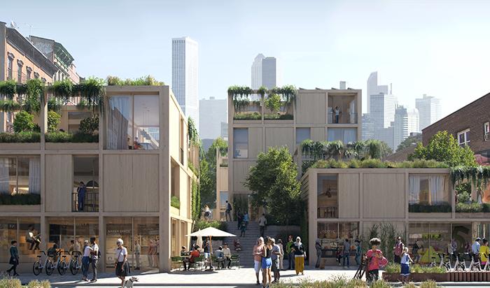 la ciudad del futuro IKEA