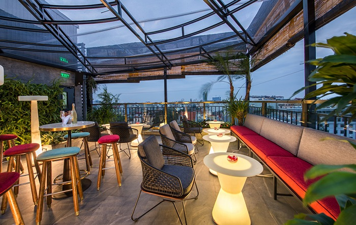 rooftop hotel boutique chi