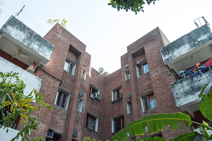 arquitectura poscolonial india