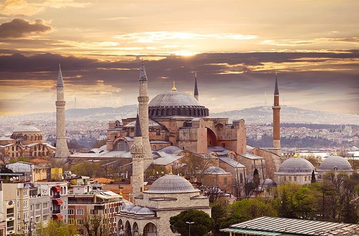 panoramica estambul turquia