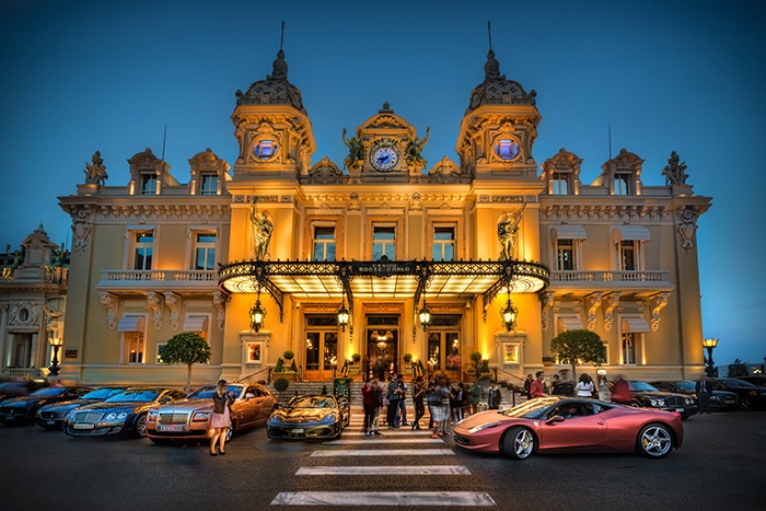 casinos de lujo mundo