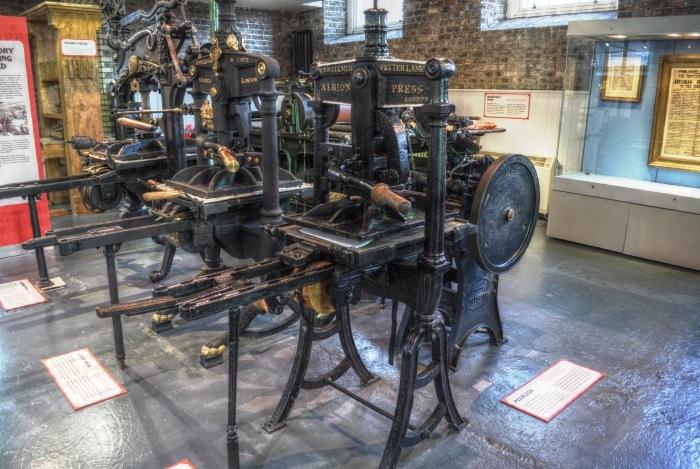 El Museo Nacional de la Imprenta irlanda