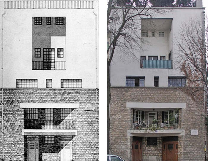 arquiectura París loos