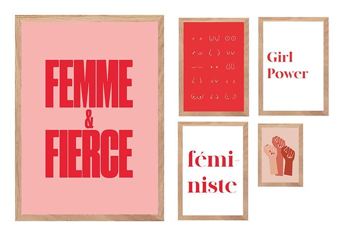 poster feminista