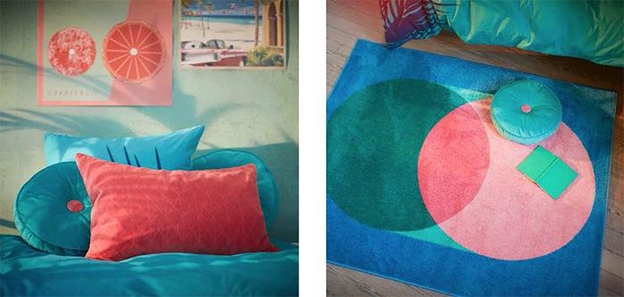 GRACIÖS serie textil verano para niños y jovenes verano IKEA