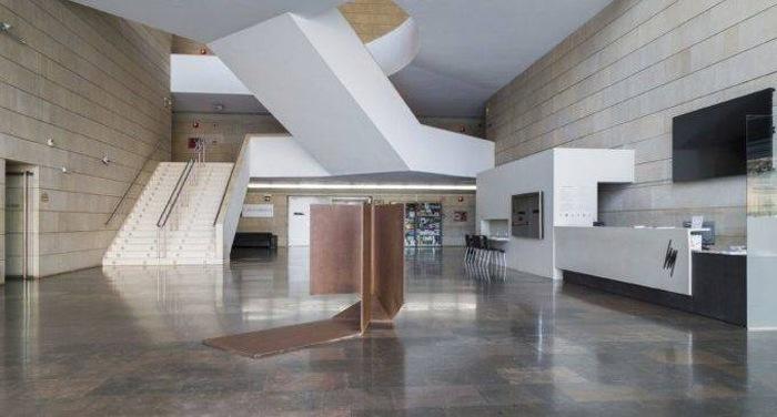 instituto de arte moderno valencia entrada