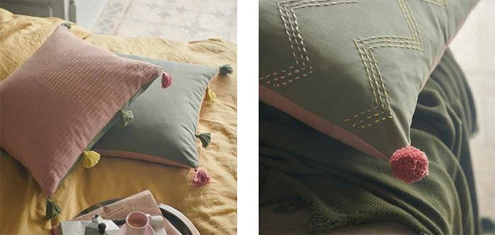 cojines fundas artesanales india IKEA