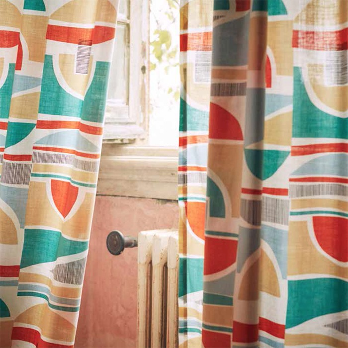 cortinas colores vintage IKEA verano 2020