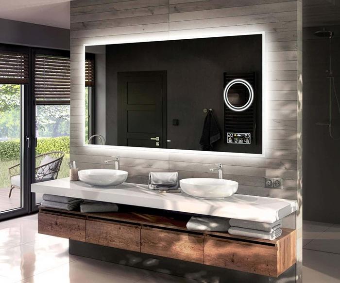 espejo baño inteligente