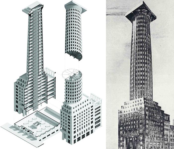 proyectos arquitectura loos
