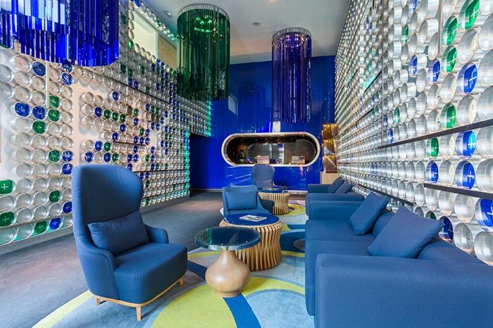 De hoteles con encanto a hoteles medicalizados por el coronavirus