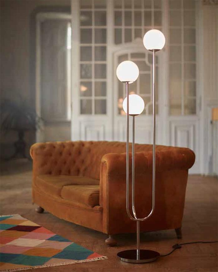 luces mid century IKEA verano 2020