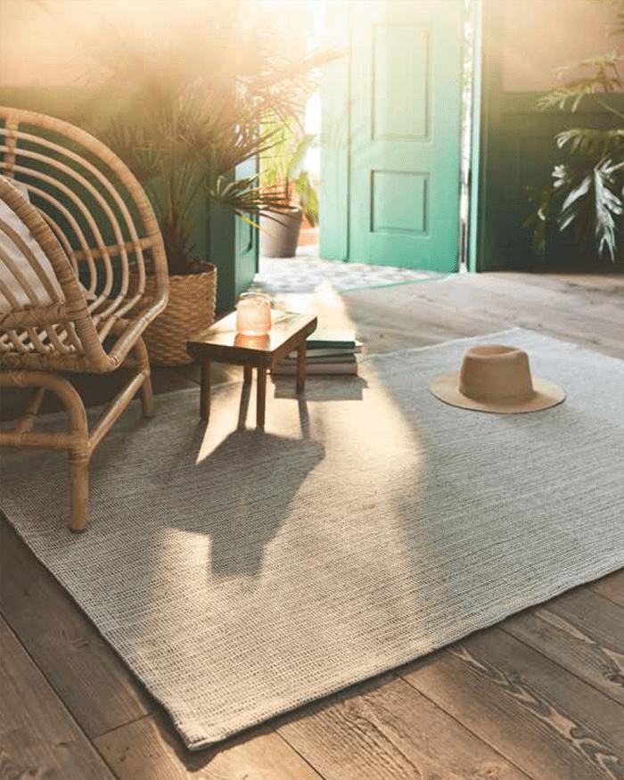 alfombra residuos hilo verano 2020 IKEA