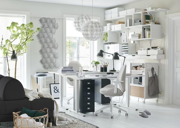 espacio trabajo nordico