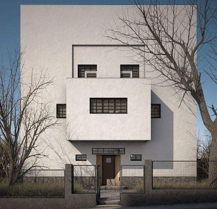 La arquitectura de Adolf Loos, simplicidad y función