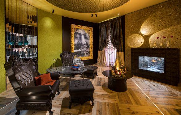 Sala de relax-O´Pazo Interiorismo-Foto Luis Hevia