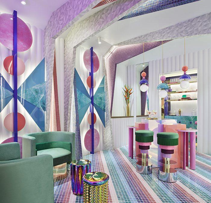 Casa Decor 2020: Espacios con porcelana de Vista Alegre