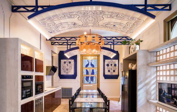 Salón-cocina-Samsung-Guille García-Hoz-Foto Luis Hevia