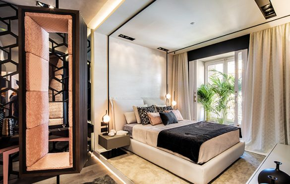 Dormitorio-Cynthia Román-Foto Luis Hevia
