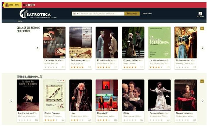 ocio y cultura desde casa obras teatro online gratuitas