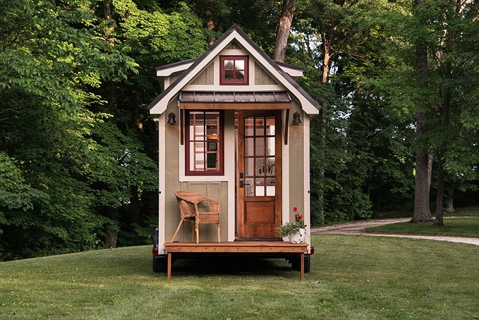 tiny houses mini casas clasica